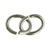 Jump Ring Oval 4X5mm 21gauge Gunmetal